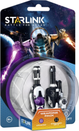 Weapon pack Crusher en Shredder (Starlink nieuw)