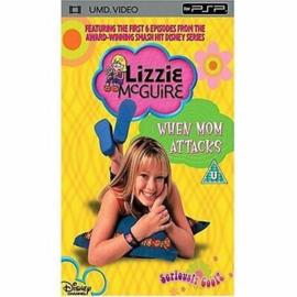 Lizzie McGuire When Mom Attacks (psp tweedehands film)
