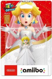 Amiibo Super Mario Odyssey Peach Bruiloft (Amiibo Nieuw)