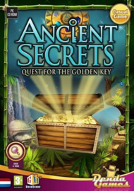 Ancient Secrets Quest for the Golden Key (pc game nieuw)