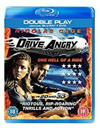 Drive Angry Blu-ray + DVD (Blu-ray tweedehands film)