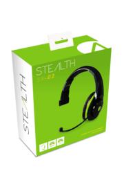 Stealth SX-02 Gamers Mono Chat Headset Zwart (xbox one nieuw)