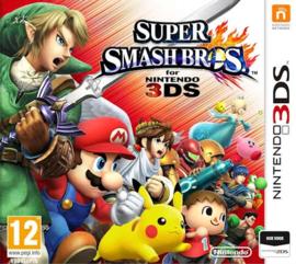 Super Smash Bros  (nintendo 3DS nieuw)