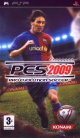 PES 2009 Pro Evolution Soccer (psp used game)