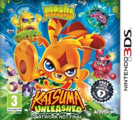 Moshi Monsters: Katsuma Unleashed (Nintendo 3DS Nieuw)