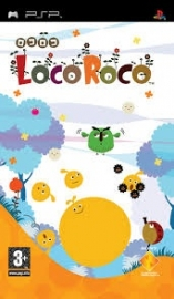 LocoRoco zonder boekje (psp used game)