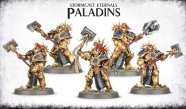Stormcast Eternal Paladins  (Warhammer Nieuw)