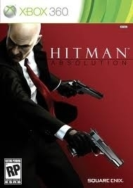 Hitman Absolution (xbox 360 used game)