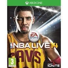 NBA Live 14 zonder boekje (xbox one tweedehands)