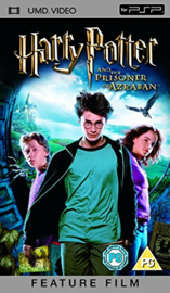 Harry Potter and the prisoner of Azkaban (psp tweedehands film)