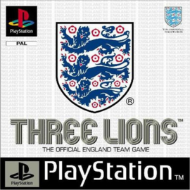 Three Lions  (PS1 Used Game)