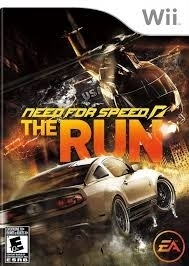 Need for Speed the Run (wii used game)