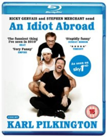 An idiot abroad season 1 (Blu-ray tweedehands film)