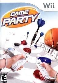 Game Party zonder boekje (Nintendo wii used game)