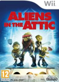 Aliens in the Attic (Wii nieuw)