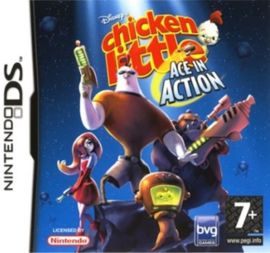 Chicken Little Ace in Action (DS Nieuw)