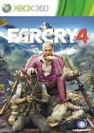 Far Cry 4 (xbox 360 nieuw)