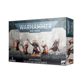 Adepta Sororitas Celestian Sacresants (Warhammer 40.000 Nieuw)