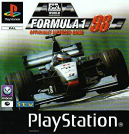 Formula 1 98 (PS1 tweedehands game)