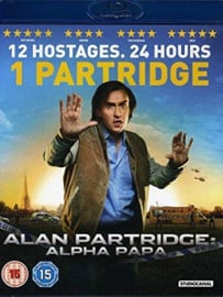 Alan Partridge: Alpha Papa (Blu-ray tweedehands film)