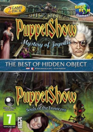 Puppetshow dual pack (PC game nieuw)