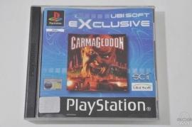 Carmageddon Exclusive (PS1 tweedehands game)
