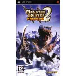Monster Hunter Freedom 2 (PSP Nieuw)