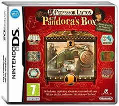Professor Layton Pandora's Box (Nintendo DS tweedehands game)
