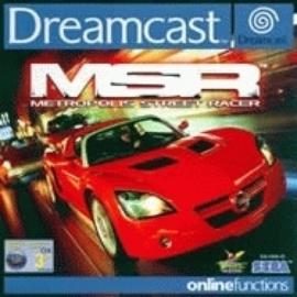 Metropolis Street Racer (Dreamcast tweedehands game)