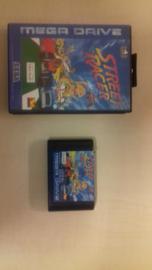 Street Racer zonder boekje (Sega Mega Drive tweedehands game)