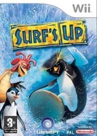 Surf's Up (Nintendo wii tweedehands game)