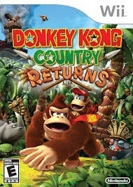 Donkey Kong Country Returns (wii used game)