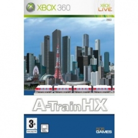 A-TrainHX (Xbox 360 tweedehands game)