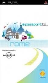Passport to Rome (psp tweedehands game)