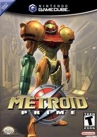 Metroid Prime zonder boekje  (Gamecube used game)