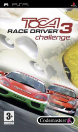 Toca Race Driver 3 Challenge  (psp tweedehands game)
