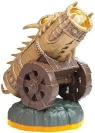Skylanders Giants serie 2 Golden Dragonfire Cannon (skylander used)