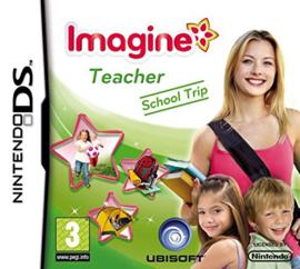 Imagine Teacher School Trip  (Nintendo DS nieuw)