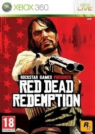 Red Dead Redemption (xbox 360 used game)