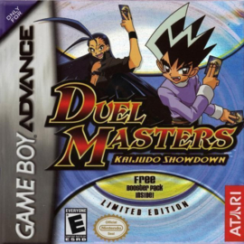 Duel Masters Kaijudo Showdown (USA Version)(Gameboy Advance tweedehands game)