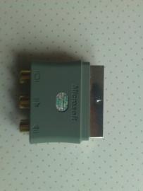 Scart Adapter Convertor (tweedehands)