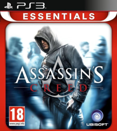 Assassin's Creed (ps3 used game)