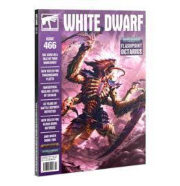 White Dwarf Issue 466 - Juli 2021 (Warhammer nieuw)
