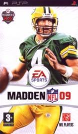 Madden NFL 09 (psp used game)