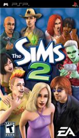 De Sims 2 (psp tweedehands game)