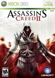 Assassin's Creed II (xbox 360 nieuw)