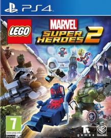 Lego Marvel Super Heroes 2 (ps4 nieuw)