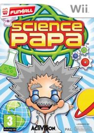 Science Papa zonder boekje (Nintendo Wii tweedehands game)