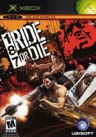 187 Ride or Die (xbox used game)
