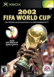 2002 Fifa World Cup (xbox used game)